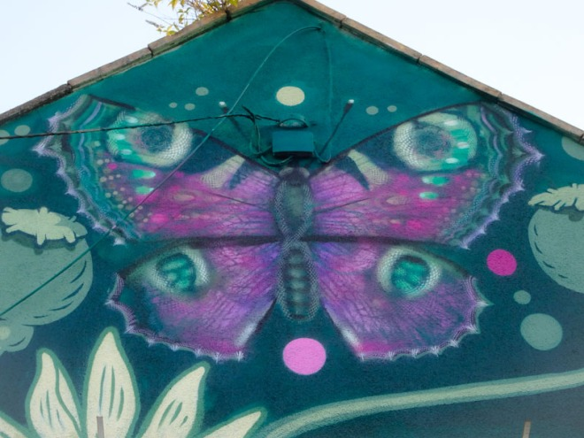 Philth, Clift House Road, Bristol, August 2021, Upfest 21
