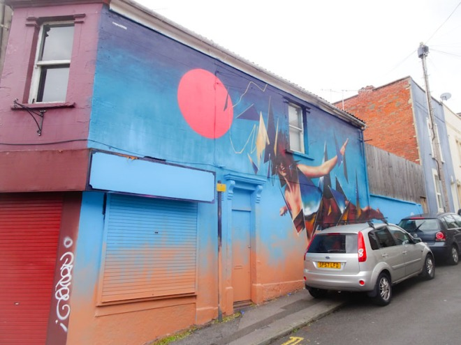 Epod, North Street, Bristol, July 2021, Upfest 21