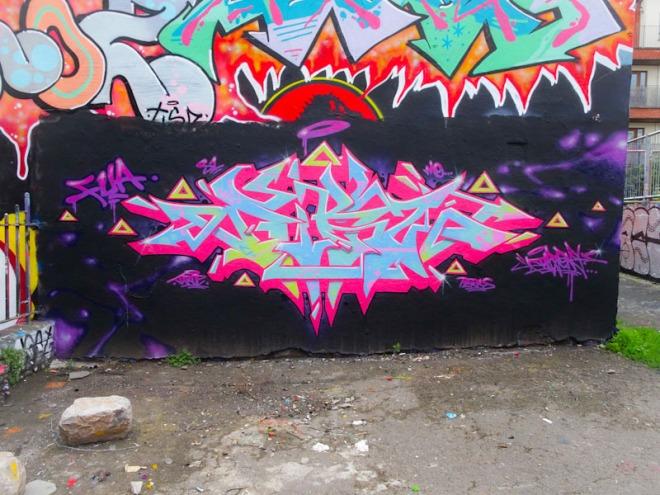 Dibz, Dean Lane, Bristol, August 2021
