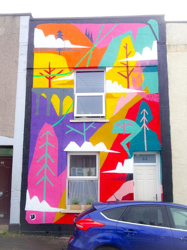 Squirl, The Nursery, Bristol, JUly 2021, Upfest 21