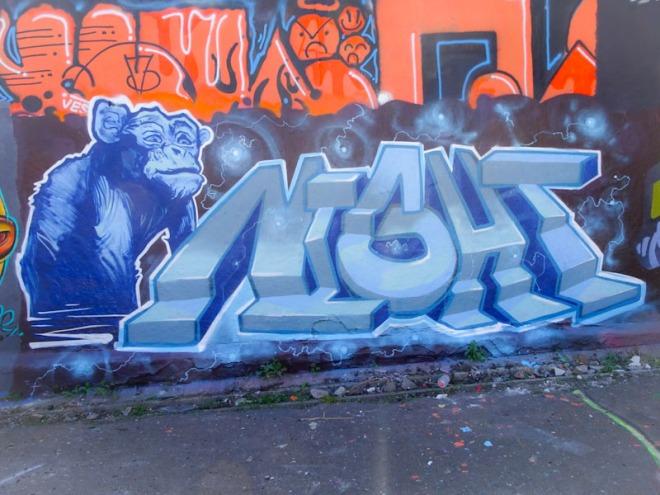 Nightwayss, Dean Lane, Bristol, September 2021