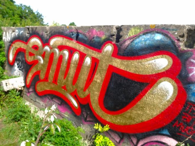Smut, Purdown Battery, Bristol, July 2021