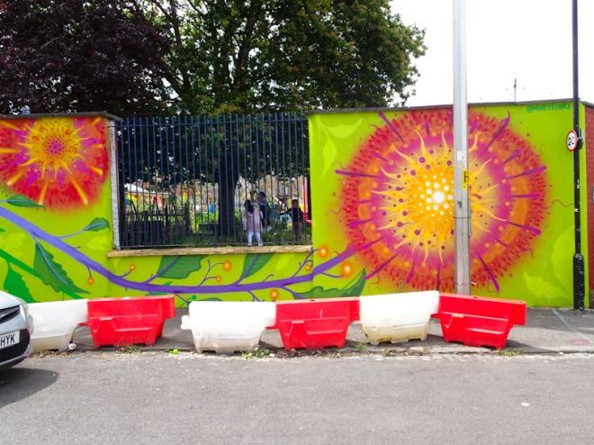 3Dom, Felix Road, Bristol, July 2021