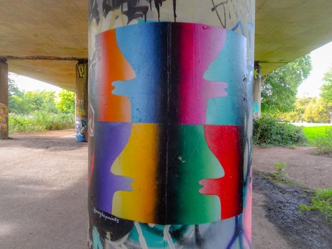 Maybe, Brunel Way, Bristol, September 2021
