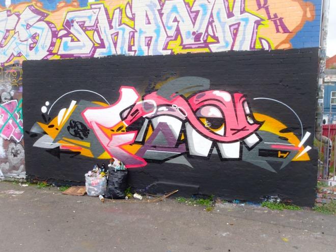 Flava136, Dean Lane, Bristol, September 2021