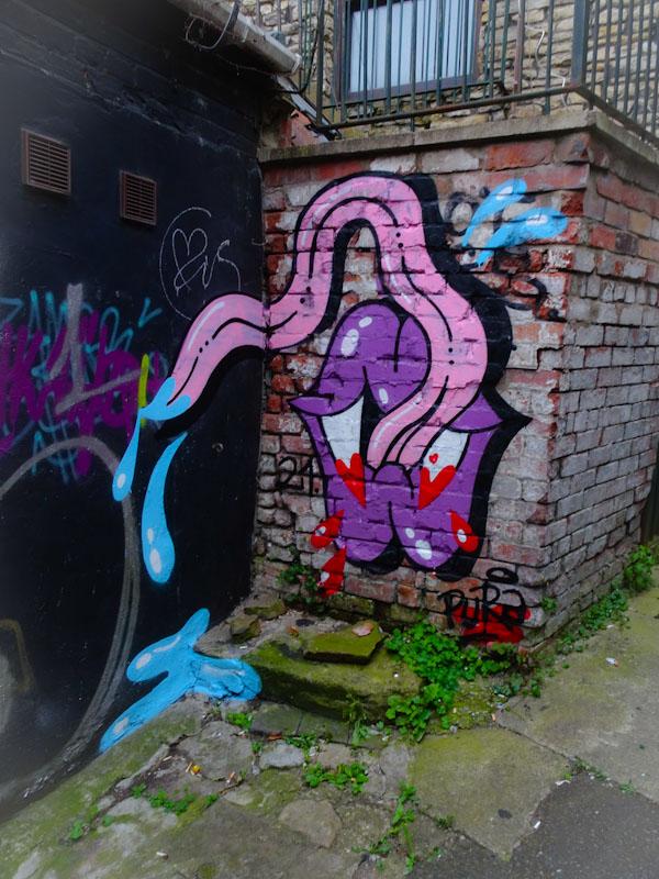 Pura Decadencia, East Street, Bristol, September 2021