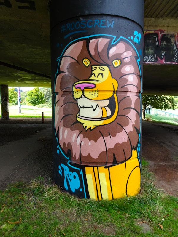 Roo, Brunel Way, Bristol, September 2021