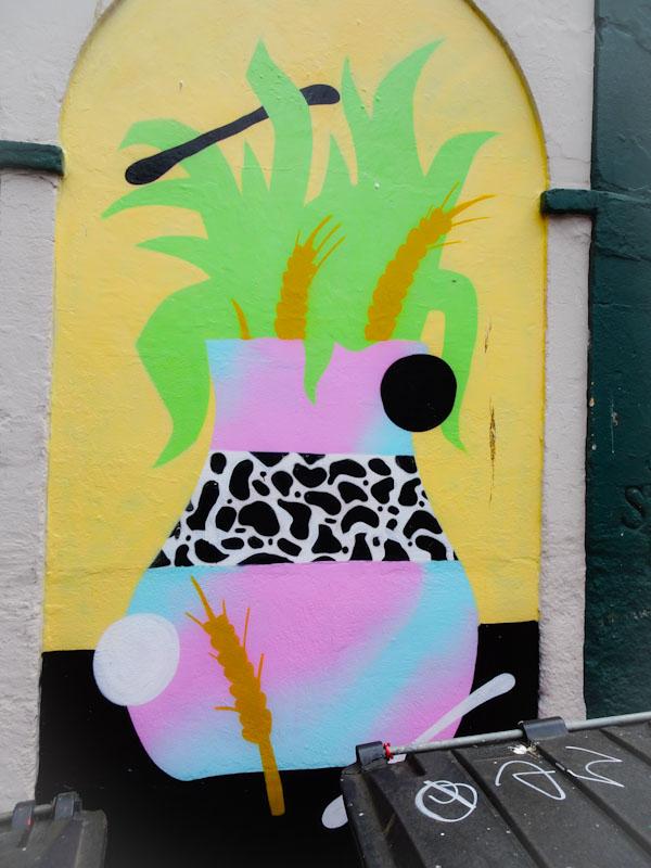 Mr Penfold, King Street, Bristol, July 2018
