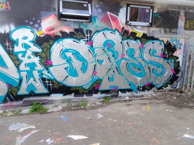 Dopes, Dean Lane, Bristol, September 2021