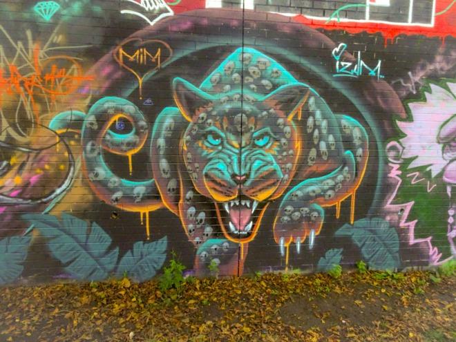 Sikoh, Sparke Evans Park, Bristol, October 2021