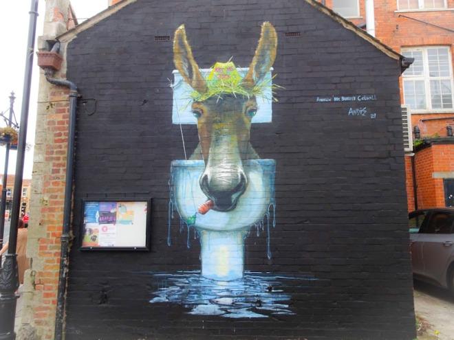 Andrew Burns Colwill, Victoria Street, Burnham-on-sea, September 2021